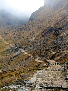 Qhapaq Ñan - the Great Inca Road