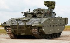 Ajax Reconnaissance Tank APC British Army Military Gear, Military Weapons, Military Equipment, Army Vehicles, Armored Vehicles, Armoured Personnel Carrier, Armored Truck, Tank Armor, Mundo Comic