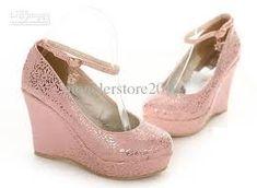 Little girls heels high young boots black