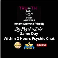 Affordable Eye-Opening Same Day Psychic Instant TEXT Messaging CHAT through WhatsApp, Messenger, or Skype. Unlimited Questions 10-minute chat, giving 100 words on average.  Not a phone, video, email, #Fortunetelleronline #fortunetellerngs#mediumreadings#psychicreadin#clairvoyantreadings #cheappsychic #onlinepsychic #angelreadings #psychi #fortunetellers  #spiritualreadings  #psychicreadings  #psychicmedium