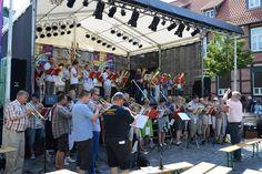 Impressionen vom Sachsen-Anhalt-Tag 2014 in Wernigerode (19.07.2014).