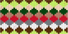 Cómo se teje con técnica tapestry C2c Crochet, Crochet Videos, Tapestry Crochet Patterns, Knitting Charts, Knitting Stitches, Cross Stitch Embroidery, Crochet Purses, Graph Paper Art, September Challenge