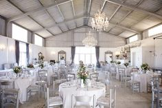Come to Rondekuil Estates! Our venue is stylish, making it one of the best wedding venues in Durbanville. Best Wedding Venues, Farm Wedding, Table Settings, Rustic, Table Decorations, Furniture, Home Decor, Team Building, Cape Town