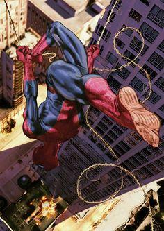 Spider-Man by Daniele Bigliardo