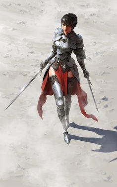 'Red Death' Sefris (Forever Wars) 3