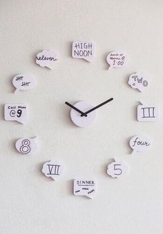 diy crafts for teen girls bedroom. DIY Cute clock for teen girl room diy crafts for teen girls bedroom. DIY Cute clock for teen girl room Cute Clock, Diy Clock, Clock Ideas, Diy Crafts For Teens, Diy Crafts For Home, Craft Ideas For Teen Girls, Decor Crafts, Easy Crafts, Cute Room Decor