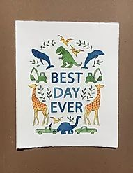 ORIGINAL ART | rrdesign Rachel Rogers, Best Day Ever, Good Day, Original Art, The Originals, Home, Design, Buen Dia, Good Morning