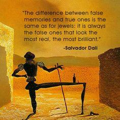 Salvador Dali #quote