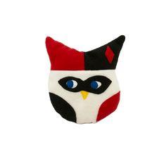 Харли Квинн Harley Quenn DC Comics  Owl Pillow -  Совы Подушки от Швейных дел мастера www.masterpillow.ru