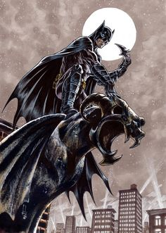 batman comic art | Batman Comic Art