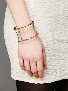 Viento Arrow Cuff at Free People Clothing Boutique