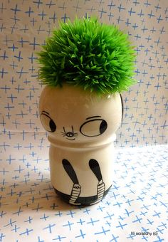 timide by lili scratchy, via Flickr