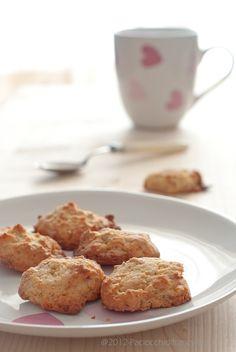 Biscotti al cioccolato bianco e fichi