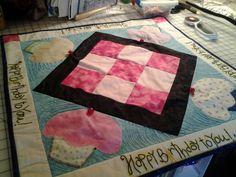 Kimberbell Birthday Table Topper