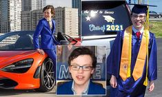 Interesting Stories, Today Show, 12 Year Old, North Carolina, High School, Graduation, Interview, Articles, College