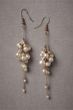 Weddbook ♥ Wedding earrings pearl