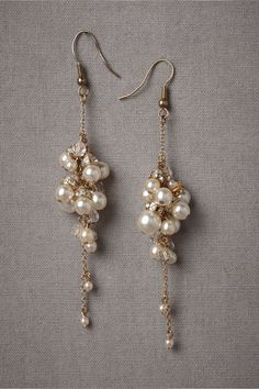 Weddbook ♥ Wedding earrings pearl