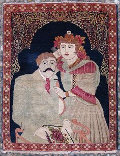 KERMAN  77x59 cm 1920/40 circa  Persia  David Sorgato