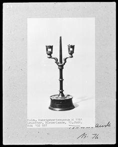 Köln, KGM, H1181, Leuchter, Niederlande, 15. Jahrhundert, RBA 132957