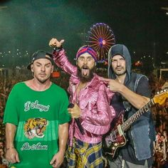 30 SECONDS TO MARS 24.09.2017 RIO