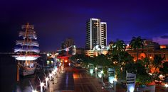 Guayaquil, Ecuador is a bustling city with an endless array of things to do. Walk the city and experience its true beauty.