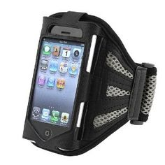 Amazon.com: eForCity Sport Running Armband Case Pouch Compatible With iPhone® OS 4 G IOS4 iPhone® 4S AT, Sprint, Version 16GB 32GB 64GB: Cell Phones & Accessories