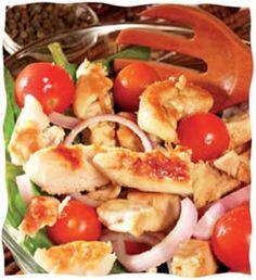 Low-Fat Shabbat Chicken Salad - Kosher Recipes & Cooking