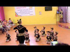 """Sky park: концерт группы детей 5-6 лет, эстрадный танец """"Котята"""" - YouTube"""