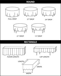 Round Banquet Table Sizes Best Office Furniture Check More At - Banquet table measurements