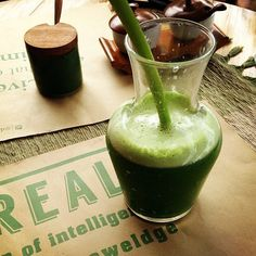 The Ultimate Green Juice (It's Full Of Goodness!)