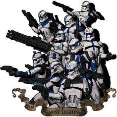 501st Squad