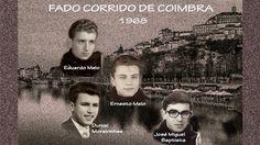 Fado Corrido de Coimbra - José Miguel Baptista (voz) e Coimbra Quartet