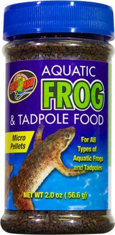 Aquatic Frog And Tadpole Food