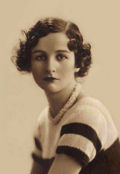 Nancy Mitford. Check out Brigette's review of Edmund White's Inside A Pearl: My Years In Paris here: http://chaptersandscenes.wordpress.com/2014/08/01/brigette-reviews-inside-a-pear-my-years-in-paris/