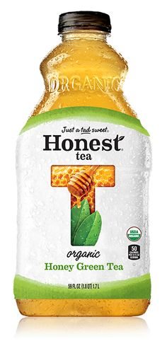 Honey Green Tea | Honest Tea