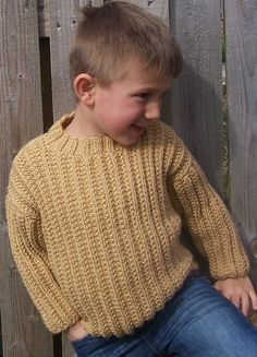Boy's Jumper to fit age 3 - 4 years - see my Etsy shop for details