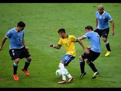 NEYMAR VS URUGUAY HOME 2016 25 03 2016 HD720p