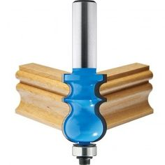 Specialty Molding Router Bit for Decorative Edges