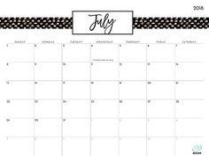 Printable Calendar For Moms  Printable Calendars Organizing