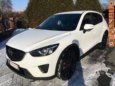 Mazda CX-5 - lift model 2016 idealna jak nowa