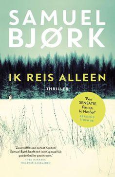 Boek cover Ik reis alleen van Samuel Bjørk