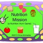 Here is a fun activity that is the perfect culminating event to follow a Nutrition Unit. There are 54 labelled images, classified according   to the...