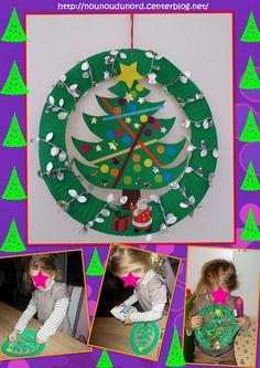 laboratori per bambini di natale addobbi natalizi riciclo christmas craft kids
