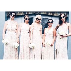 """Babes were bossing at this Lorne wedding yesterday. #bossladies #badasseswithbouquets #ivorytribe via @albjournal"" Photo taken by @ivorytribe on Instagram, pinned via the InstaPin iOS App! http://www.instapinapp.com (03/08/2015)"