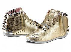 Tênis Reebok Women s Reebok Classic x Melody Ehsani Love Shoe Gold Silver  Polished Pink Steel   6026b03951eb8