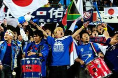 Japanese fans at women's world cup 2015 - Google Search