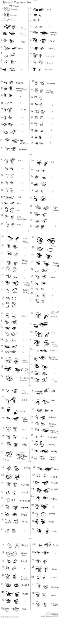"""""""the =eyes= have it!"""" what a great inspiration to draw!"""