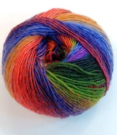 mille colori baby de lang yarns - Laine Lang Mille Colori Baby