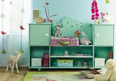Deco y colores para un dormitorio