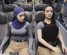 """Quantico Star Yasmine Al Massri: Sunday's Season Finale """"Is Going to Be Heartbreaking"""" from InStyle.com"""